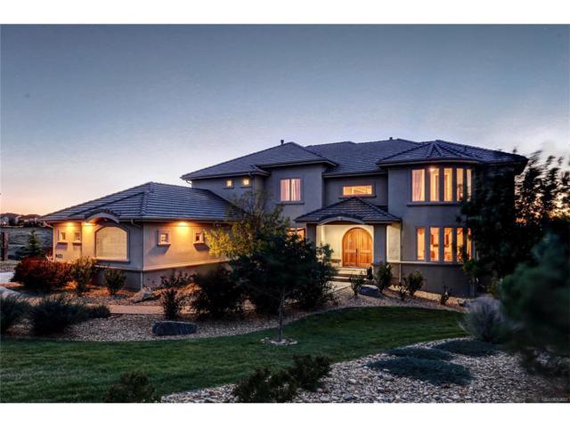 9421 Wild Gulch Court, Parker, CO 80138 (MLS #4625382) :: 8z Real Estate