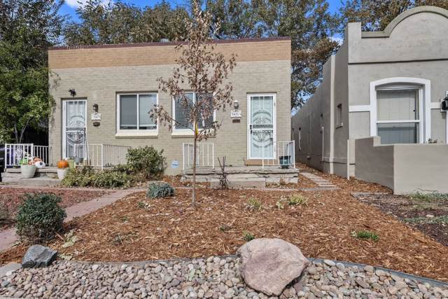 3425 W 23rd Avenue, Denver, CO 80211 (#4625403) :: The Heyl Group at Keller Williams