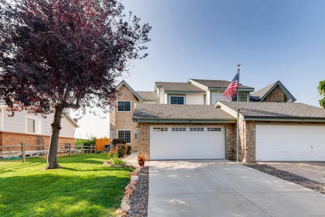 4760 W 88th Place, Westminster, CO 80031 (#4625408) :: The City and Mountains Group