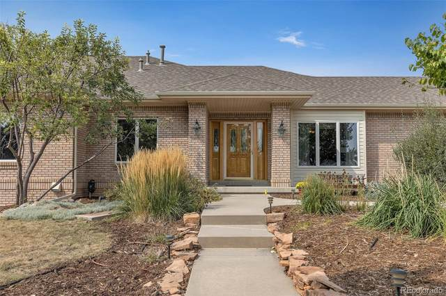 11455 Antelope Lane, Parker, CO 80138 (MLS #4625807) :: 8z Real Estate