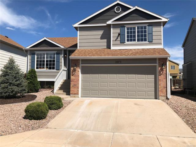 1073 Swayback Drive, Fountain, CO 80817 (#4625817) :: The Galo Garrido Group