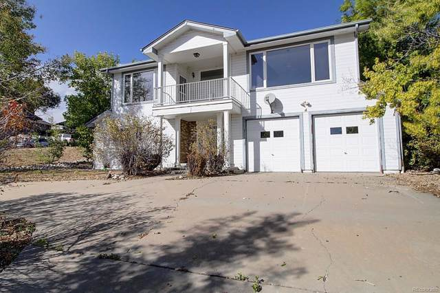 3661 W 81st Avenue, Westminster, CO 80031 (#4626600) :: The DeGrood Team