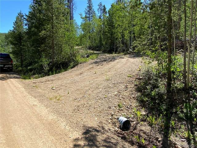 196 County Road 412, Granby, CO 80446 (#4626800) :: Kimberly Austin Properties