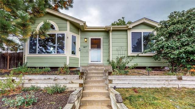 67 S Bedford Avenue, Castle Rock, CO 80104 (#4627455) :: Kimberly Austin Properties
