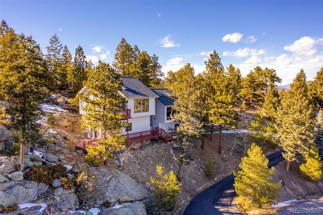 29343 Gray Hawk Drive, Evergreen, CO 80439 (#4627573) :: Chateaux Realty Group