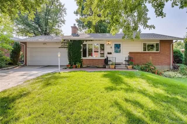 3740 W Eastman Avenue, Denver, CO 80236 (MLS #4627648) :: The Sam Biller Home Team