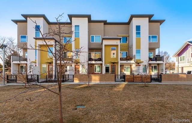 321 Urban Prairie Street #4, Fort Collins, CO 80524 (#4627812) :: Relevate | Denver