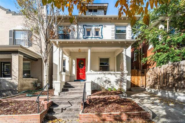 2233 E 14th Avenue, Denver, CO 80206 (#4628045) :: Portenga Properties - LIV Sotheby's International Realty