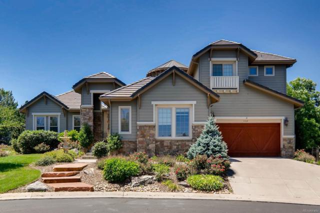 5769 Daniels Gate Place, Castle Pines, CO 80108 (MLS #4628295) :: Kittle Real Estate
