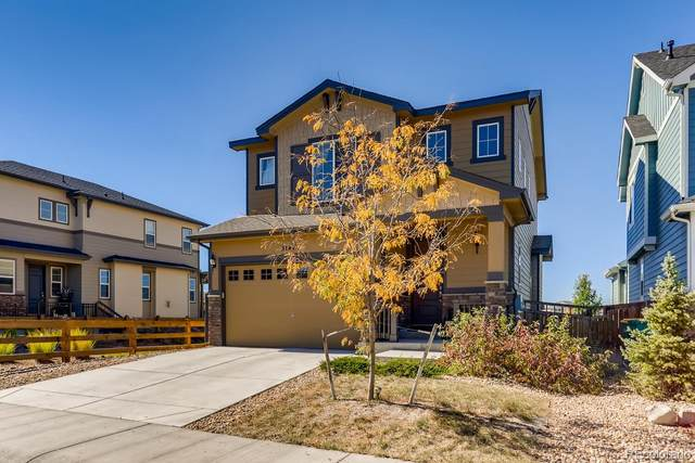 3141 Riverwood Way, Castle Rock, CO 80109 (#4628898) :: The DeGrood Team