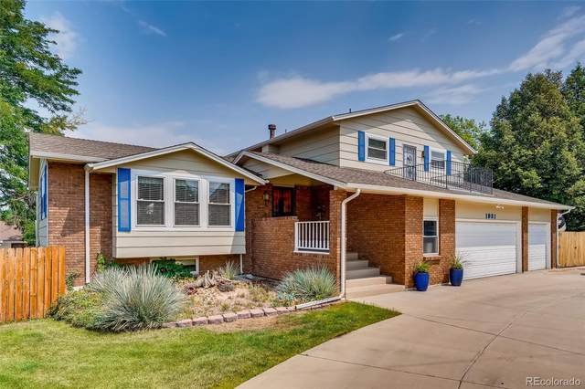 1931 W Ridge Road, Littleton, CO 80120 (MLS #4629233) :: 8z Real Estate