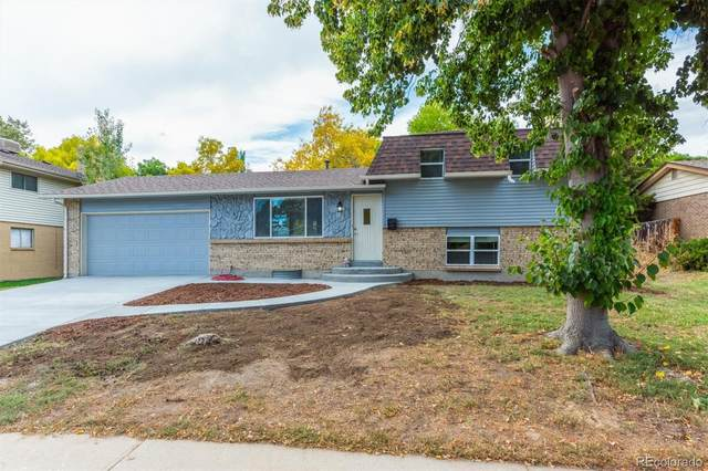 3339 S Galena Court, Denver, CO 80231 (#4629442) :: The Griffith Home Team