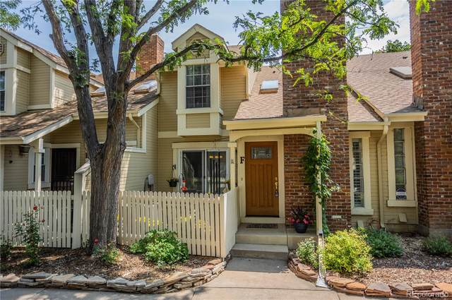 2842 W Long Drive F, Littleton, CO 80120 (MLS #4630115) :: Clare Day with Keller Williams Advantage Realty LLC