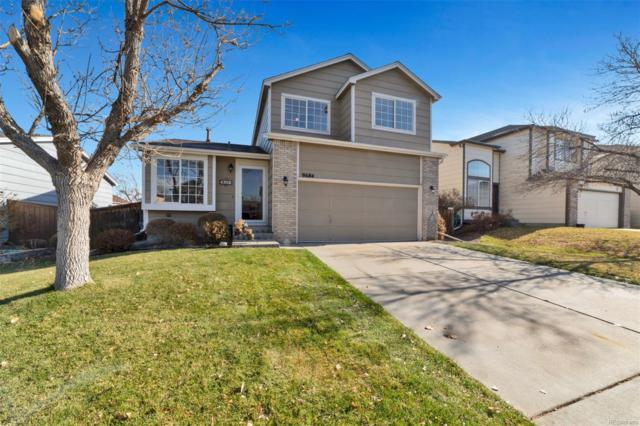 9684 Autumnwood Place, Highlands Ranch, CO 80129 (#4630181) :: House Hunters Colorado