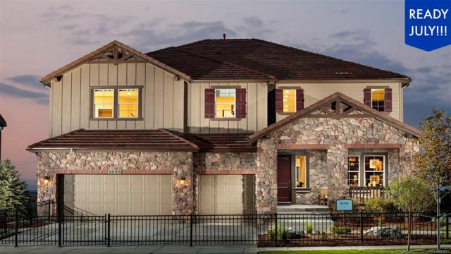 11689 Jacobsen Street, Parker, CO 80134 (#4630266) :: The DeGrood Team