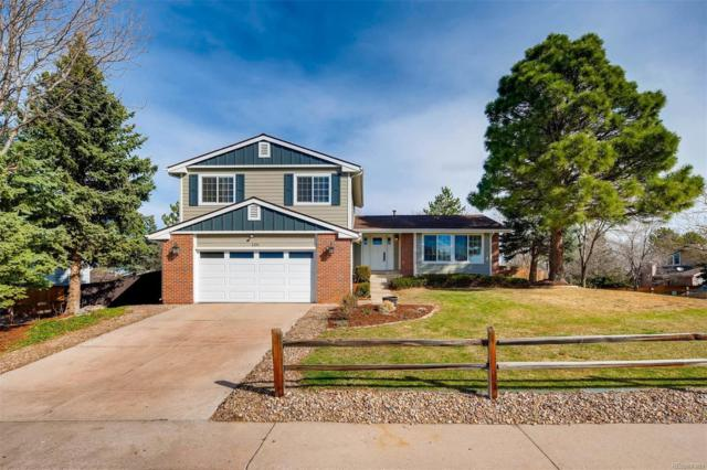 1151 Chimney Rock Road, Highlands Ranch, CO 80126 (#4630777) :: The Peak Properties Group