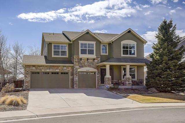 23197 Song Bird Hills Way, Parker, CO 80138 (#4630935) :: The Peak Properties Group