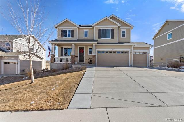 5510 Spring Ridge Trail, Castle Rock, CO 80104 (#4631069) :: Hudson Stonegate Team