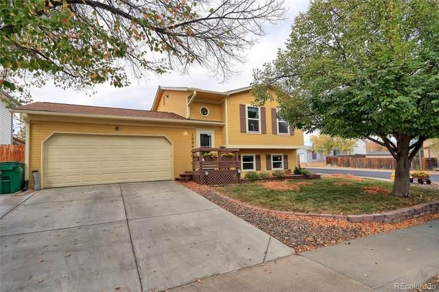 18941 E Hawaii Drive, Aurora, CO 80017 (MLS #4631414) :: Kittle Real Estate