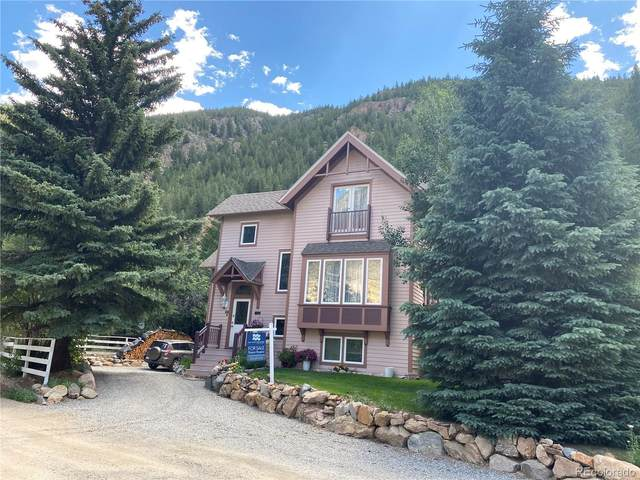712 Main Street, Georgetown, CO 80444 (#4631539) :: The Margolis Team