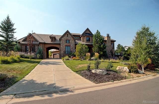 6858 Twisted Oak Drive, Castle Pines, CO 80108 (#4631572) :: Symbio Denver
