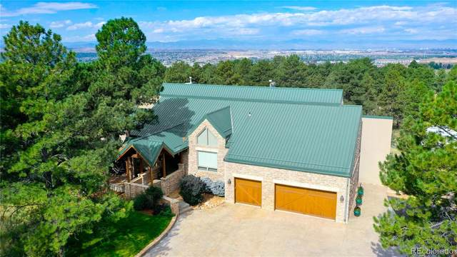 7212 Inspiration Drive, Parker, CO 80138 (#4631586) :: The DeGrood Team