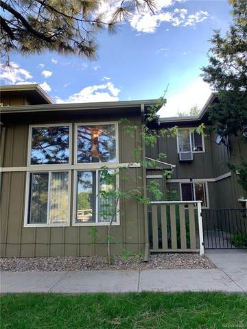 857 S Van Gordon Court G106, Lakewood, CO 80228 (#4632059) :: Colorado Home Finder Realty