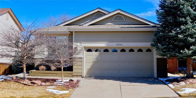 10266 Sagecrest Street, Highlands Ranch, CO 80126 (#4632065) :: Compass Colorado Realty
