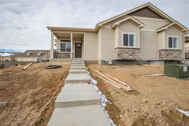 209 Darlington Lane, Johnstown, CO 80534 (#4632088) :: House Hunters Colorado