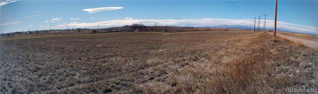 County Road 84 (Parcel No. 070708200020), Ault, CO 80610 (#4632118) :: Briggs American Properties