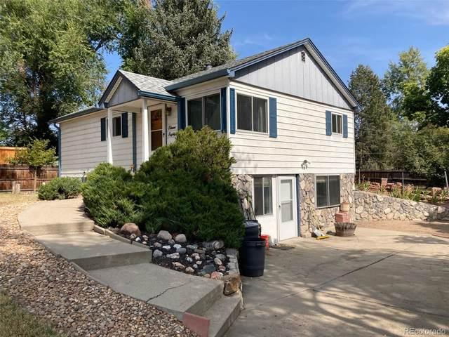 1180 Saulsbury Street, Lakewood, CO 80214 (#4632817) :: Finch & Gable Real Estate Co.