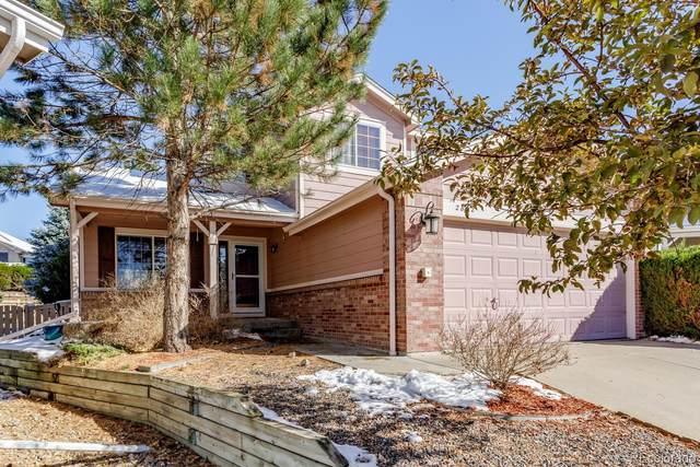 2802 Masters Lane, Castle Rock, CO 80104 (#4633067) :: Peak Properties Group