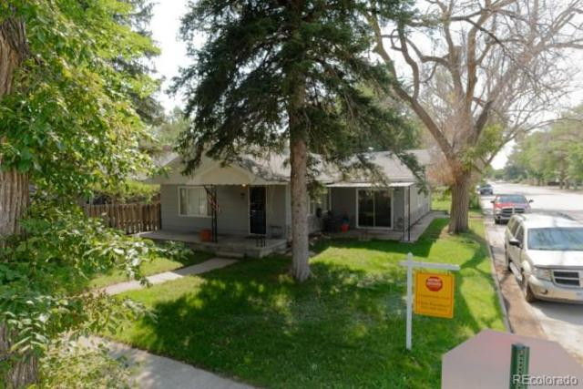 693 E Avenue, Limon, CO 80828 (#4633127) :: The HomeSmiths Team - Keller Williams