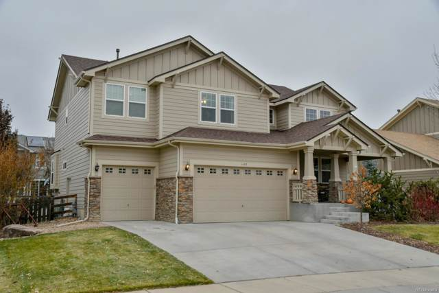 1122 Zodo Avenue, Erie, CO 80516 (#4633166) :: The Peak Properties Group