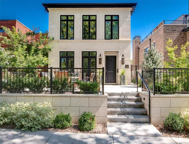 544 Saint Paul Street, Denver, CO 80206 (#4633191) :: The Peak Properties Group