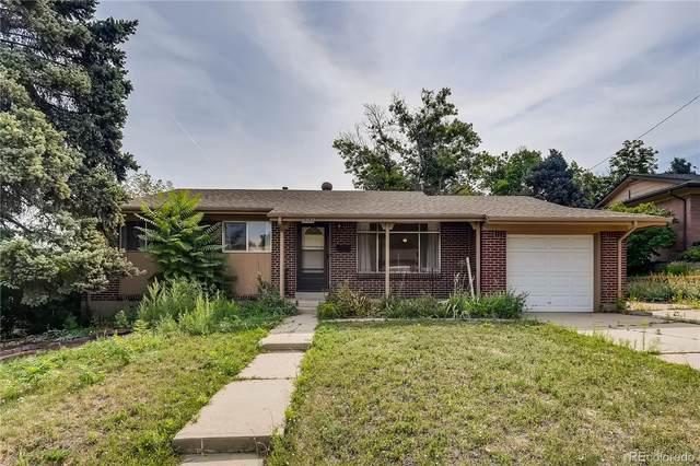 8132 Grant Street, Denver, CO 80229 (#4633323) :: Own-Sweethome Team