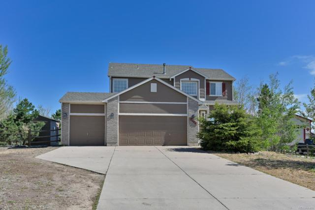 11484 Morley Court, Peyton, CO 80831 (#4633389) :: The Heyl Group at Keller Williams