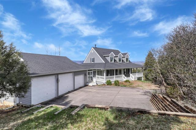 841 N Faver Drive, Castle Rock, CO 80109 (#4633677) :: Wisdom Real Estate