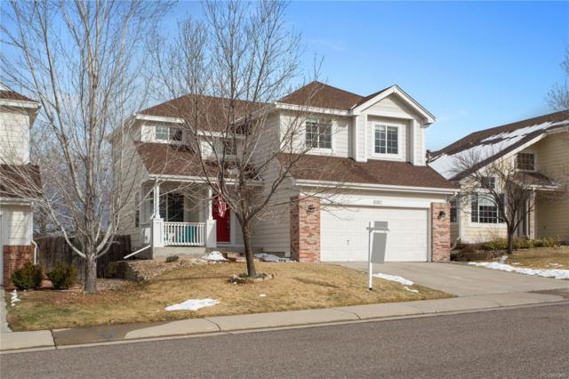 8382 Bedstraw Street, Parker, CO 80134 (#4633723) :: The Peak Properties Group