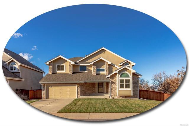 9784 Chanteclair Circle, Highlands Ranch, CO 80126 (#4633740) :: House Hunters Colorado