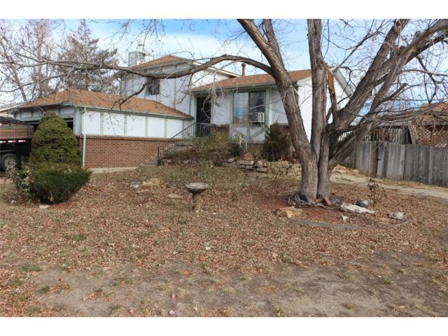 4990 S Sedalia Way, Aurora, CO 80015 (MLS #4633829) :: 8z Real Estate