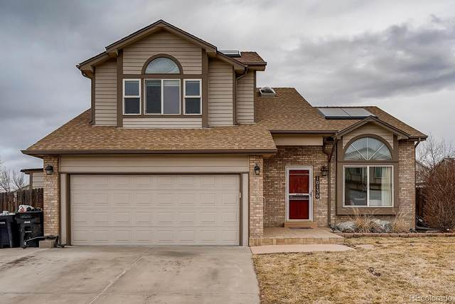 10136 Saint Paul Street, Thornton, CO 80229 (#4633875) :: The Scott Futa Home Team