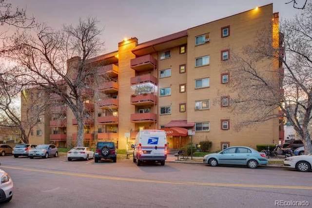 625 N Pennsylvania Street #604, Denver, CO 80203 (#4633992) :: milehimodern