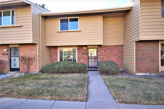 12614 E Kansas Place, Aurora, CO 80012 (MLS #4634021) :: Keller Williams Realty