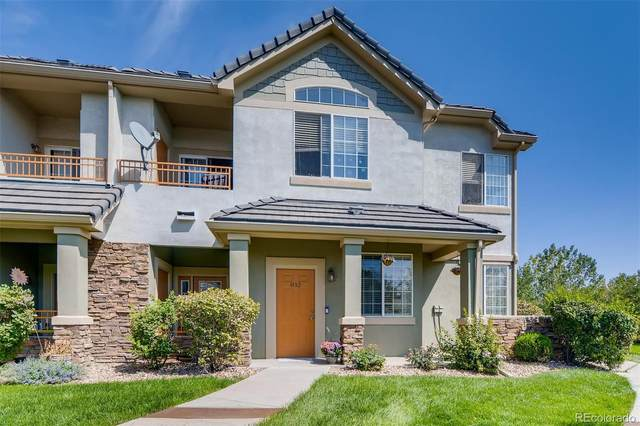 22580 E Ontario Drive #102, Aurora, CO 80016 (#4634225) :: Chateaux Realty Group
