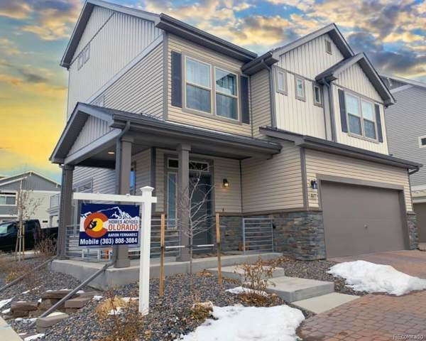 18177 E 104th Way, Commerce City, CO 80022 (#4634601) :: Bring Home Denver with Keller Williams Downtown Realty LLC
