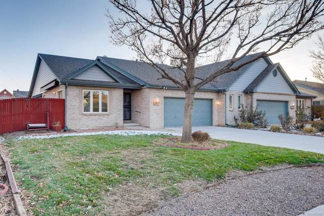 10600 W 45th Avenue, Wheat Ridge, CO 80033 (#4634636) :: The Peak Properties Group
