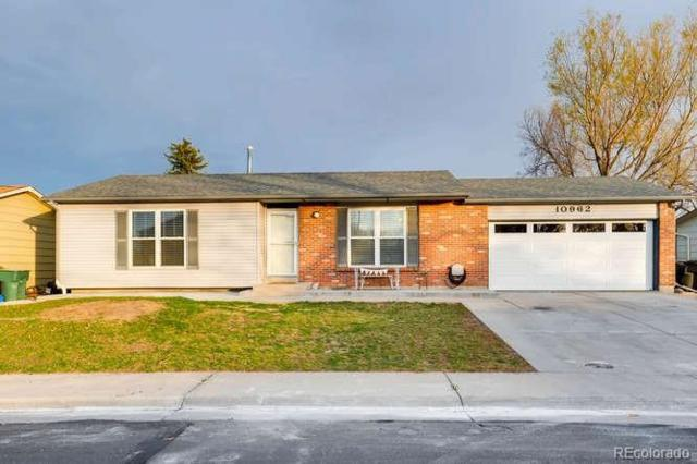 10962 Elm Drive, Thornton, CO 80233 (#4634704) :: The Peak Properties Group