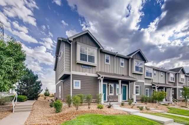 14700 E 104th Avenue #1506, Commerce City, CO 80022 (MLS #4634981) :: Find Colorado