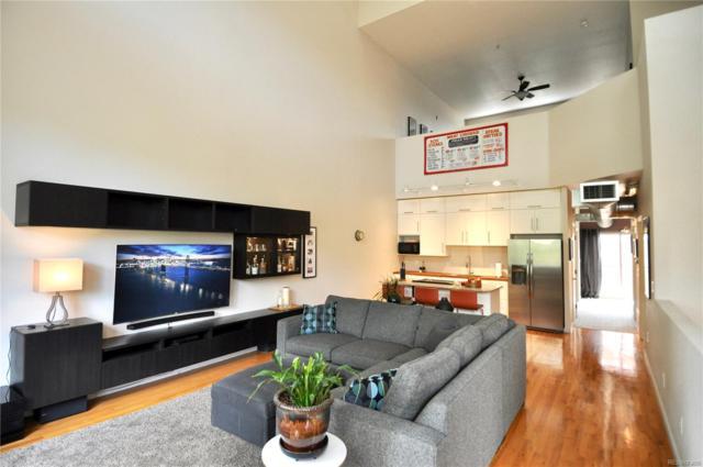 7525 E 1st Place #1008, Denver, CO 80230 (#4635427) :: Wisdom Real Estate